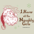 i know all the naughty girls