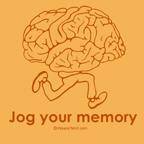 jog your memory