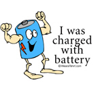 i was charged with battery