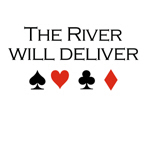 The river will deliver