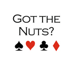 Got the nuts?
