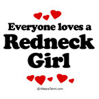 Everyone loves a Redneck girl