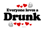Everyone loves a drunk