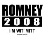 Romney 2008: I'm wit Mitt