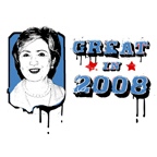Hillary 2008: Great in 2008