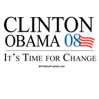 Clinton/Obama: It's time for a change