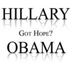 Hillary / Obama: Got Hope?
