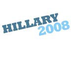 Hillary 2008 (Multiple Colors)