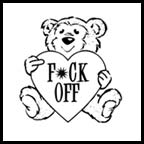 Sweet F*ck Off Bear