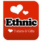 I Love Ethnicity T-shirts & I Love Ethnicity T-shi