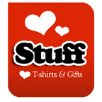 I Love Stuff T-shirts & I Love Stuff T-shirt