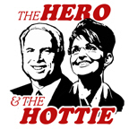 Sarah Palin: The Hero and The Hottie