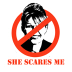 ANTI-PALIN / She scares me