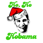 HO, HO, HObama