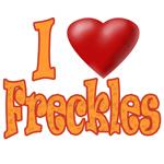 I (heart) Freckles