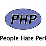 PHP - People Hate Perl