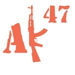 AK 47 (red)