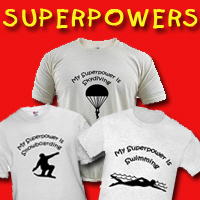 My Superpower is...Lots of Superpowers here!