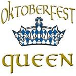 Oktoberfest Queen with Crown