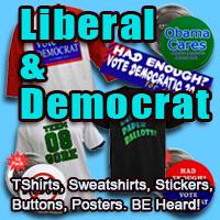 Democratic Party, Liberal, Progressive