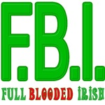FBI Full Blooded Irish