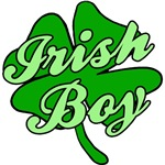 IRISH BOY St Patricks Day Design