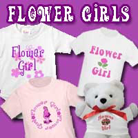 Pretty Gifts for the Flower Girl