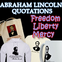 Abraham Lincoln T Shirts, Products and Gifts