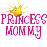 Princess Mommy for Mother's Day
