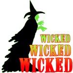 Wizard of Oz Wicked Witch Tshirt