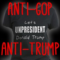 Anti Trump, Anti GOP, Anti Republican