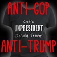 Anti Trump, Anti GOP, Anti Republican