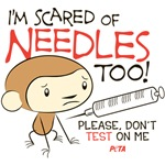 I'm Scared of Needles Too