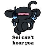 Sai Ninja Monkey