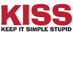 KISS keep it simple stupid
