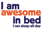 I am awesome in bed