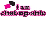 I am chat-up-able