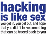 hacking is like sex