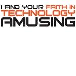 faith in technology