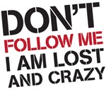 Don't follow me