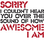 Awesome I am
