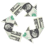 Recycled Money