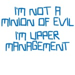 I'm upper management