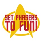 Set Phasers to Fun