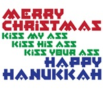Merry Christmas Happy Hanukkah
