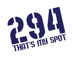 294 That's my spot