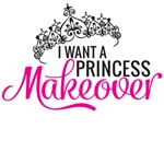 I want a Princess Makeover