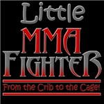 Little MMA Fighter - Crib to the Cage!