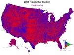 Purple America 2008