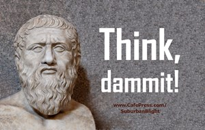 Think Dammit!